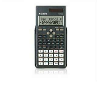 Canon F-570SG Scientific Calculator With 488 Functions