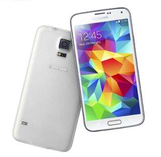 [GREAT CONDITION] Samsung Galaxy S5 White