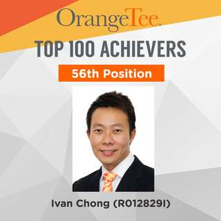 OrangeTee Top Achiever 2017: 56th Position
