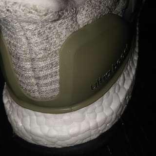 Ultra boost 3.0 pearl grey