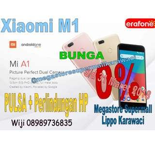 Xiaomi Mi A1 Cicilan Tanpa CC Bunga Nol Persen