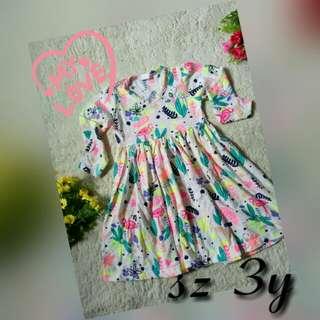 Dress motif lucu