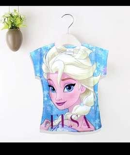 Brand new Elsa t shirt