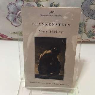 Frankenstein - Mary Shelley
