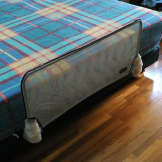 Baby bed stopper