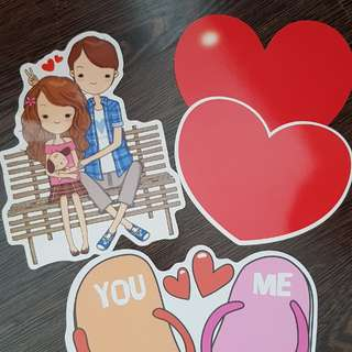 Little Sweet designed Cards
