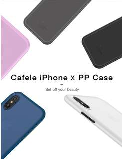 High quality iPhone case for X