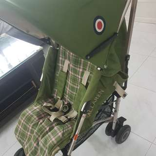 Mac Laren Spitfire Stroller