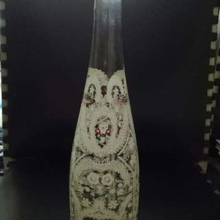 Christian Lacroix Evian Bottle