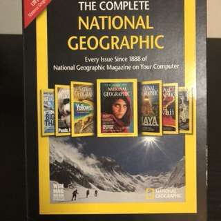 National Geographic DVD-Roms