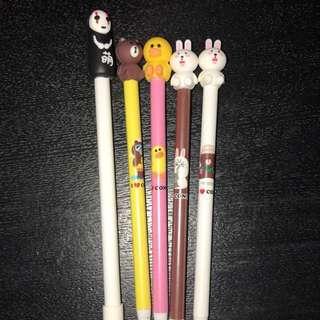 [WTS] cute pen & pencil