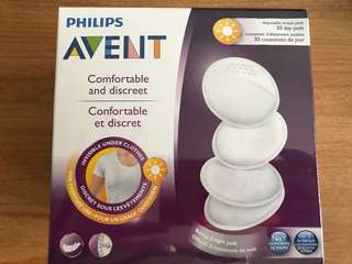 Philips Avent Disposable Breast Pads Day (30pcs)