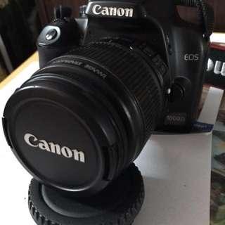📸 Canon EOS 1000D 📸
