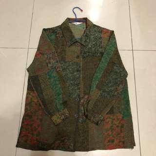 日本製古著襯衫(薄)