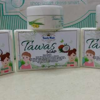 Tawas Cream & Soap
