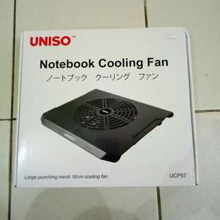 Uniso Notebook Cooling Fan