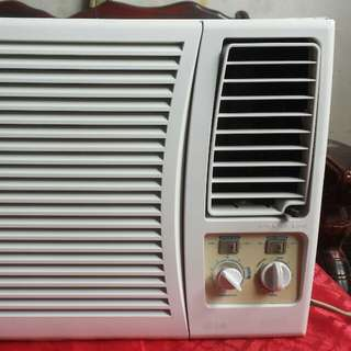 L.G Gold Aircon 1HP Good Cooling We Drliver