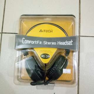 A4tech comfort stereo Headset