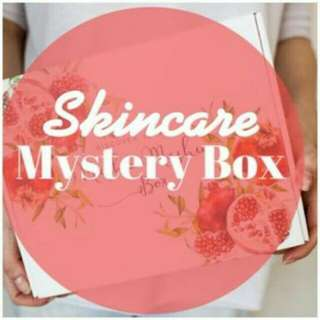 Skincare Mystery Box