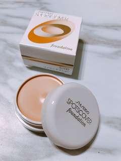 Shiseido SPOTSCOVER foundation (concealer)
