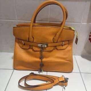 Designer Birkin bag