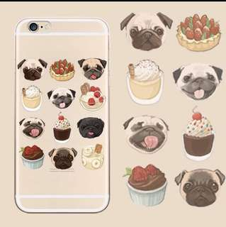 [SALE] Pug iphone 7 case