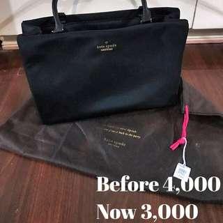 ✔️ Original kate spade black bag
