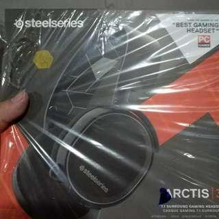 Headset gaming steelseries arctis