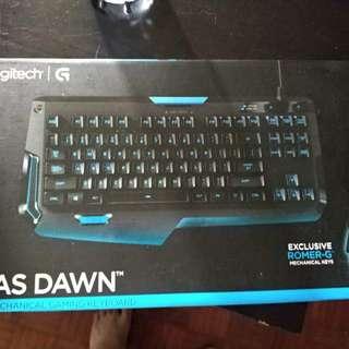 Keyboard gaming logitech G310