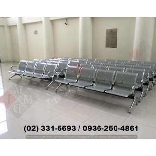 ( Factory Price ) Heavy Duty*Gang Chairs.Office Partition