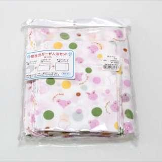 西松屋八件裝紗巾