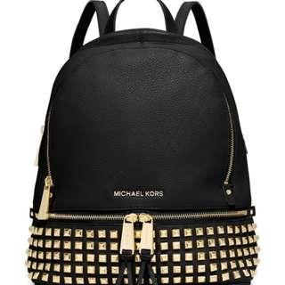 MK Rhea Backpack Studs