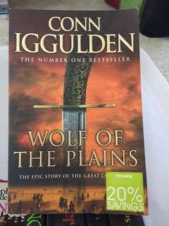 Wolf Of The Plains, Conn Iggulden