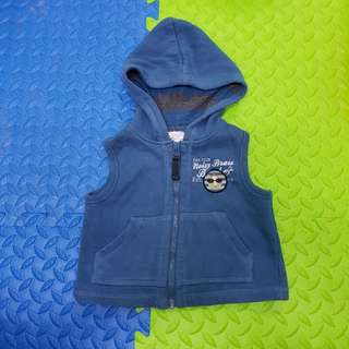 Target Baby Hooded Sleeveless jacket