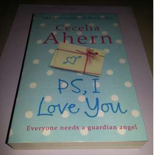 PS, I Love You by Cecilia Ahern