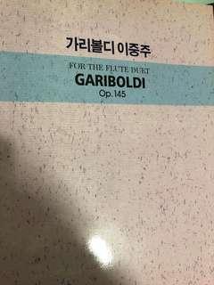 Gariboldi flute duet op.145