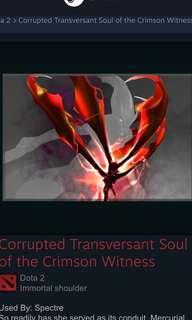 Dota 2 corrupted transversant soul