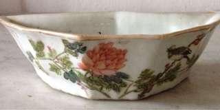 Vintage Porcelain Bowl 50's
