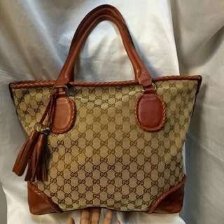 Gucci Tote with Serial