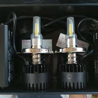 HID LAMP SUPER WHITE 5500k lampu