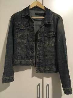 Voir Jeans Jacket