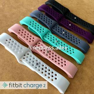 🍀Fitbit Charge 2 Sport Breathable Band