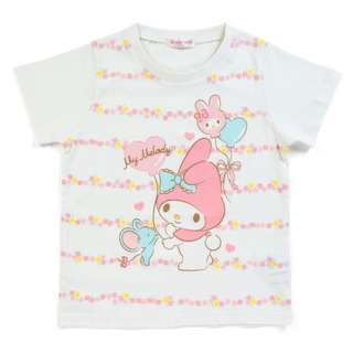 Japan Sanrio My Melody Kids T-shirt (balloon)