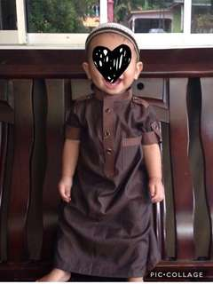 jubah for baby