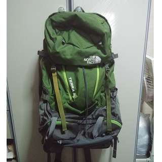 The North Face Terra 50 Backpack / hiking bag  ( 52L)
