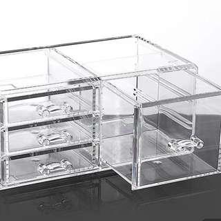 Acrylic Cosmetic Storage Drawer