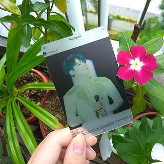 Seventeen Wonwoo Transparent PC