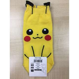 Korean Socks (Pikachu)