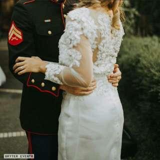 REPRICED! Wedding Dress