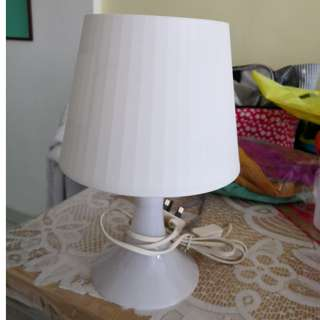 IKEA side table lamp